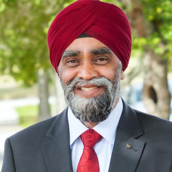 Harjit Sajjan Vancouver South Federal Election Candidates